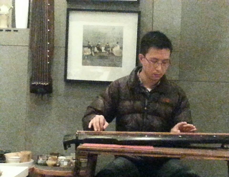 天聽琴社於 木+ 木 舉辦雅集
