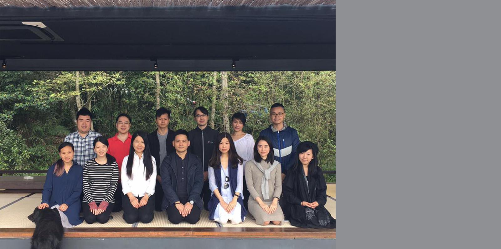 茶文化遊學團 食養山房