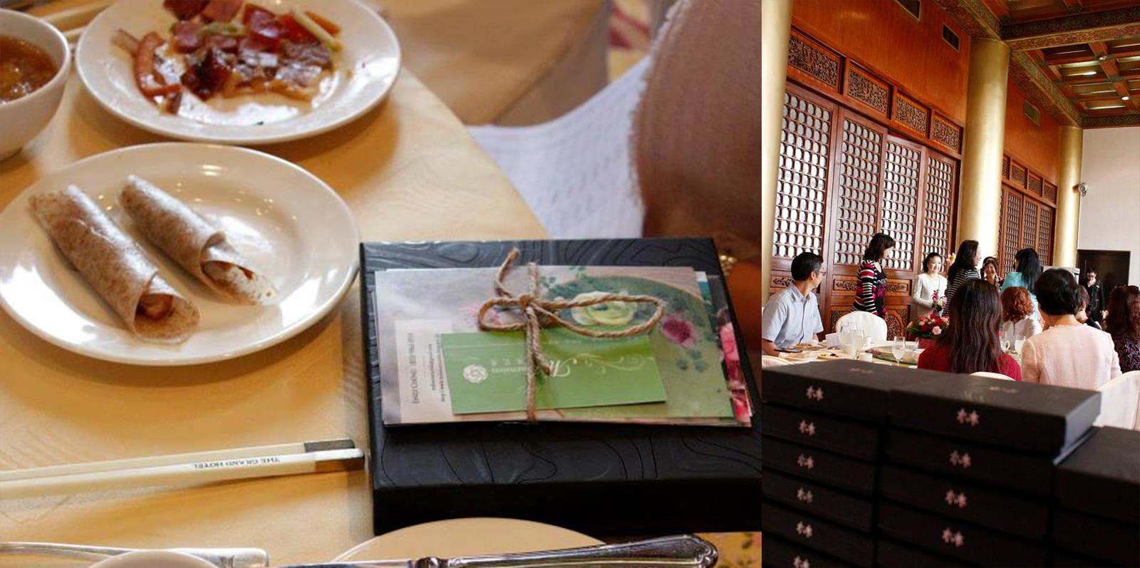 我們感謝台北華新扶輪社的邀請, 讓我們在當中講解花見理念和茶事分享