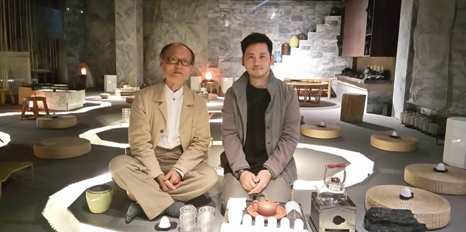 香港 木+木 的產品 在台北 永康街 時尚前衛的茶館 串門子 開賣了
