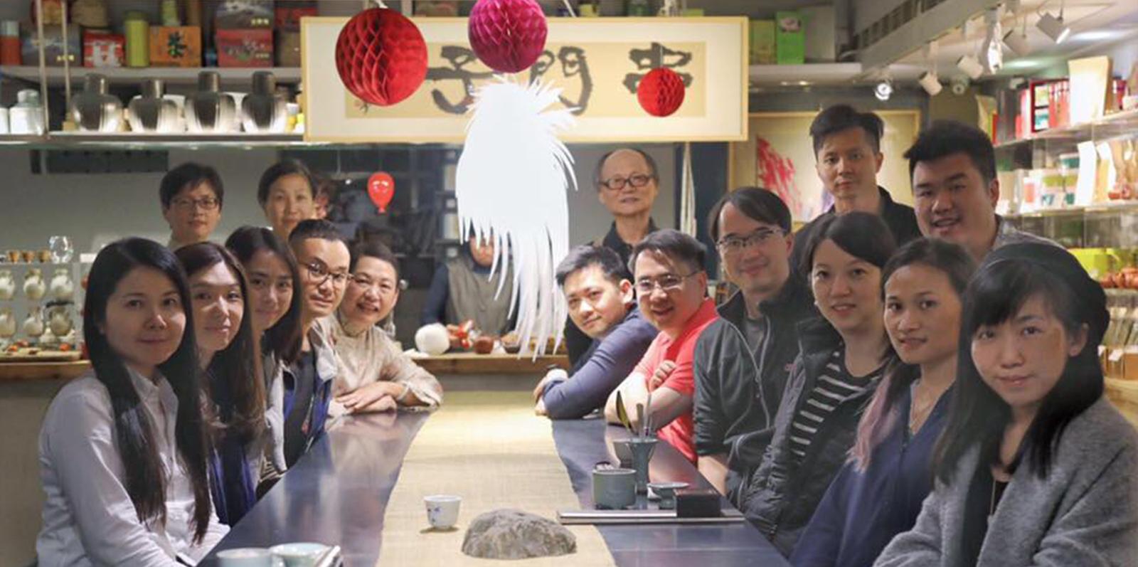 茶旅台北 香道體驗