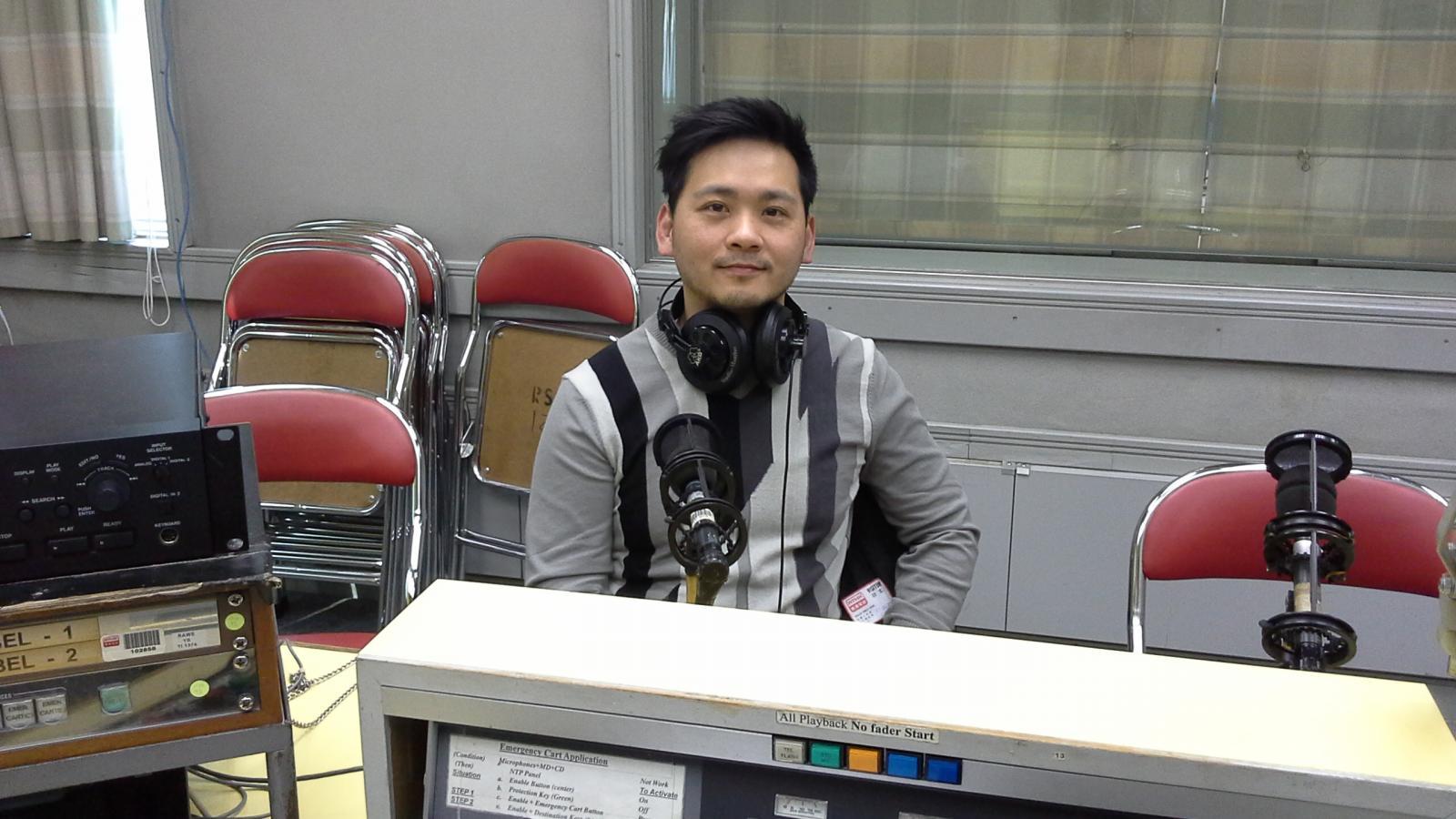 香港電台RTHK 訪問  木+木 Tommy