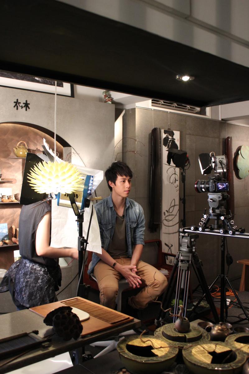 NOW TV Brian陳安立 專訪木+木兩位創辦人 Tommy + Michael