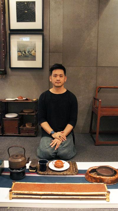 品茶傳統時尚化 木+木 IDG Concept